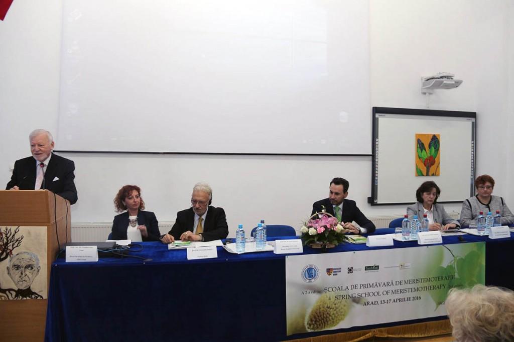 """Şcoala-de-Primăvară-de-Meristemoterapie-ediția-a-II-a-în-organizarea-Universitatea-de-Vest-""""Vasile-Goldiș"""""""