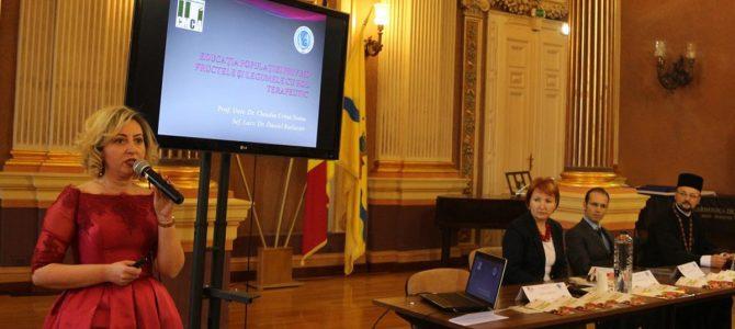 """Universitatea de Vest """"Vasile Goldiș"""" a lansat proiectul nutrițional: """"Educația populației privind fructele și legumele cu rol terapeutic"""""""